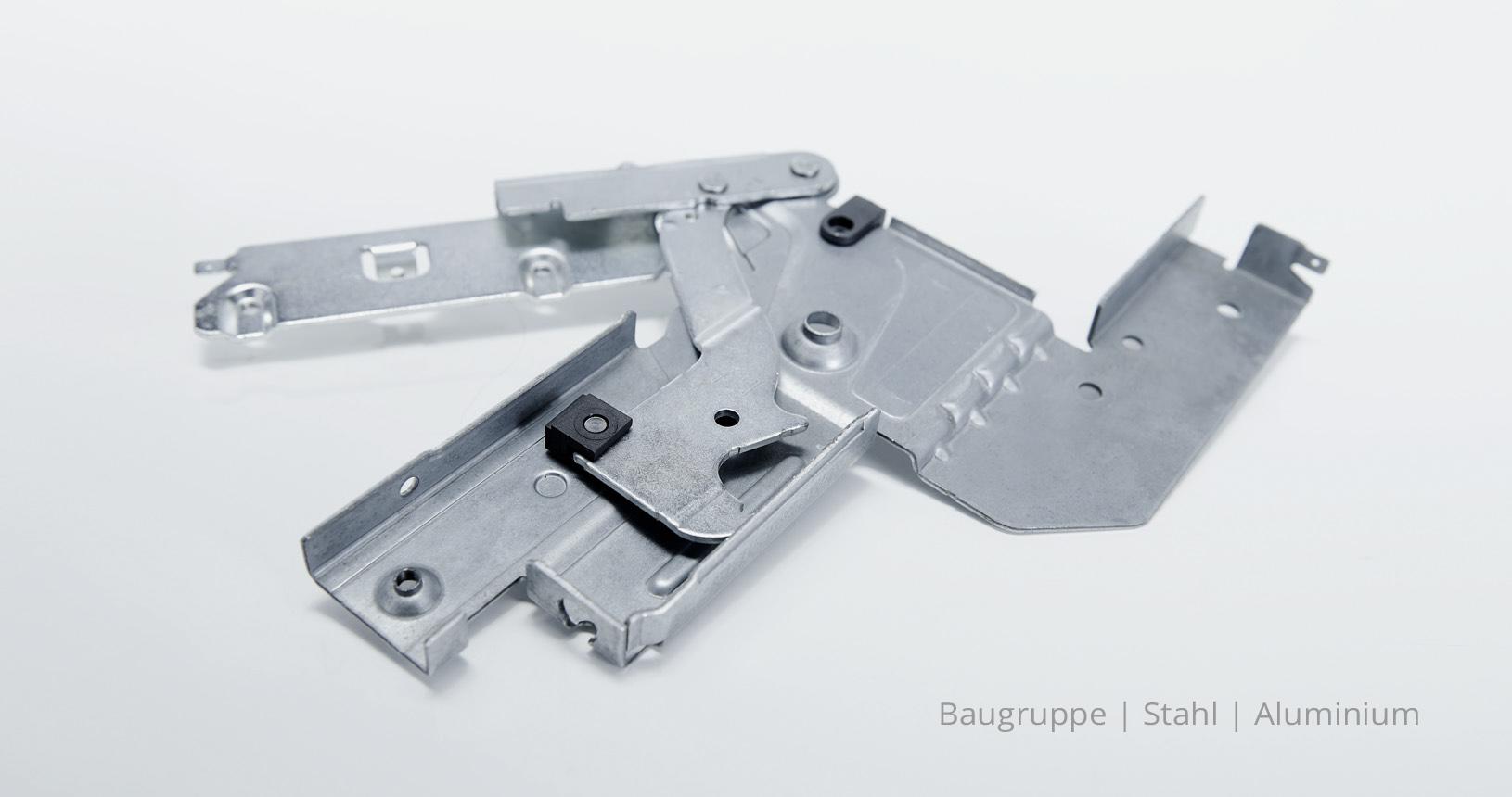 Metall Baugruppe 2