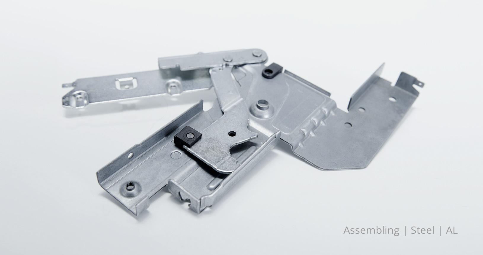 Assembling steel AL 2